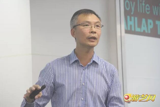 助力VR:番禺区政府领导走访玖的VR(泷泽电子9DVR)