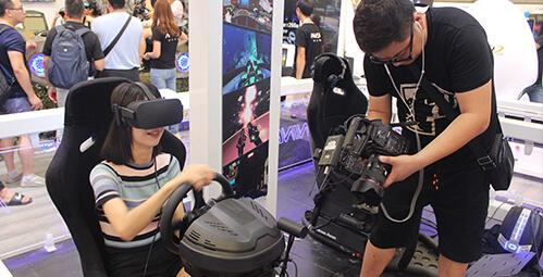 顶尖游戏电视传媒GTV-报道玖的V